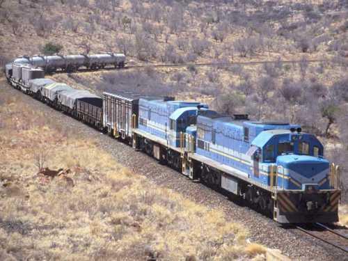 Freight-train